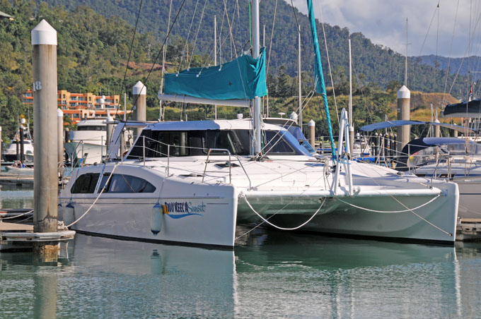 Seawind 1160 Sailing Catamaran Share