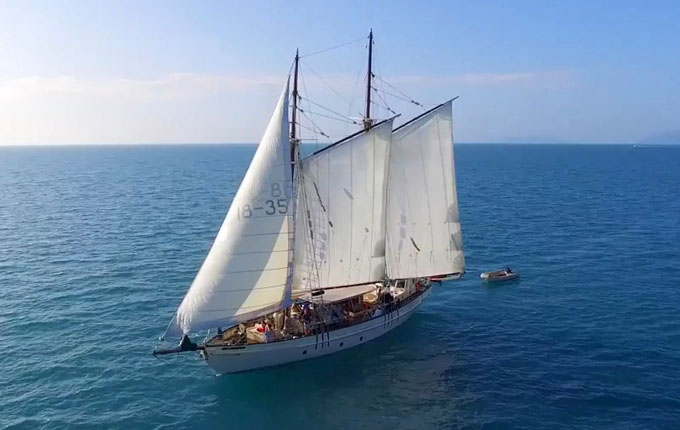 Tall Ship Adventures - Derwent Hunter - Business for Sale