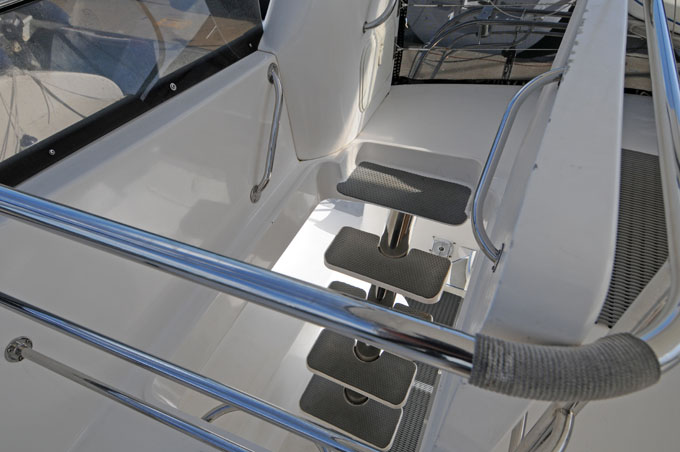 Perry 44.5 Flybridge Power Catamaran