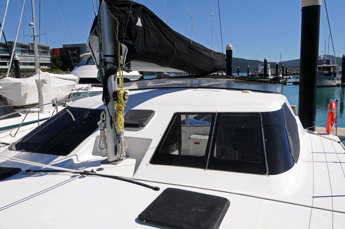 Tasman C35 Sailing Catamaran (Commercial 1D for 18PAX)
