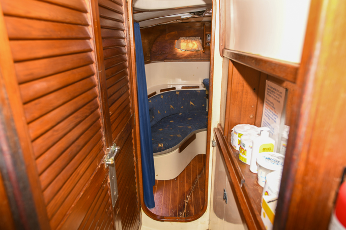 Nantucket Islander 33 - 1/10th Share