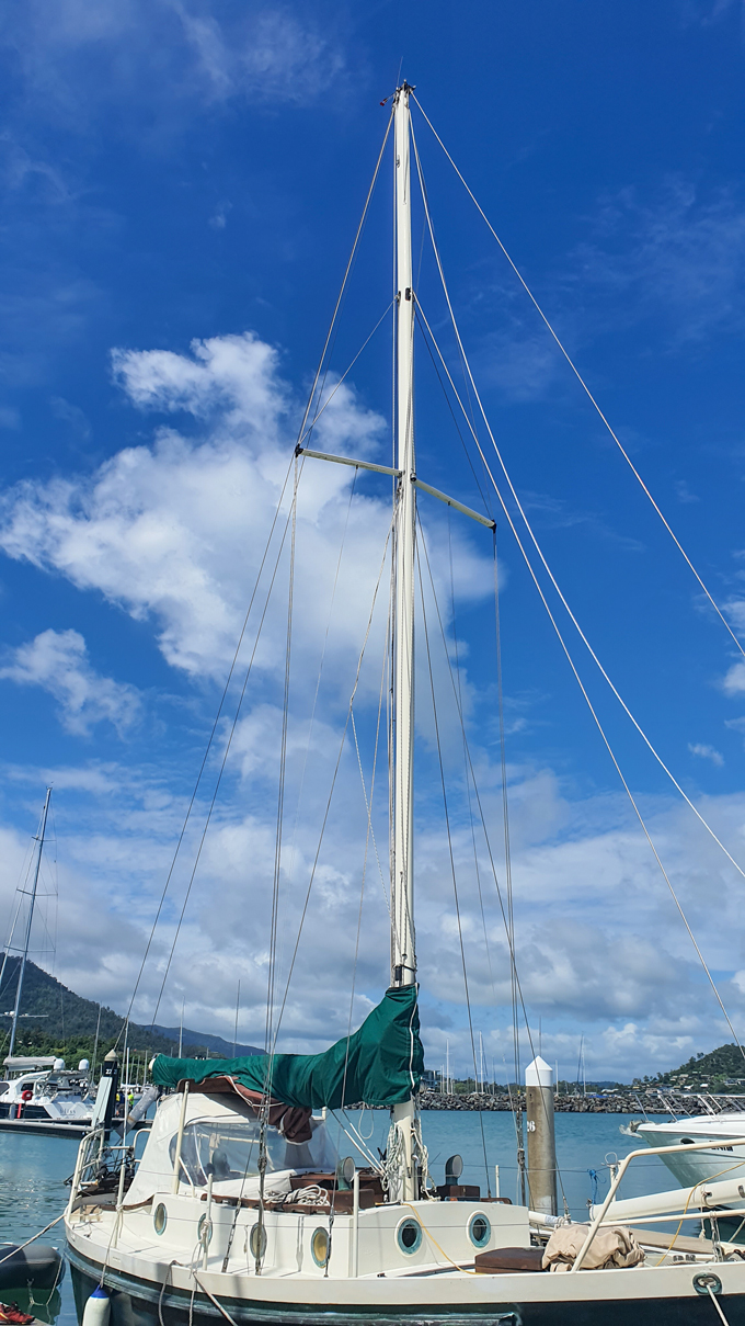 Steel Cruising Yacht