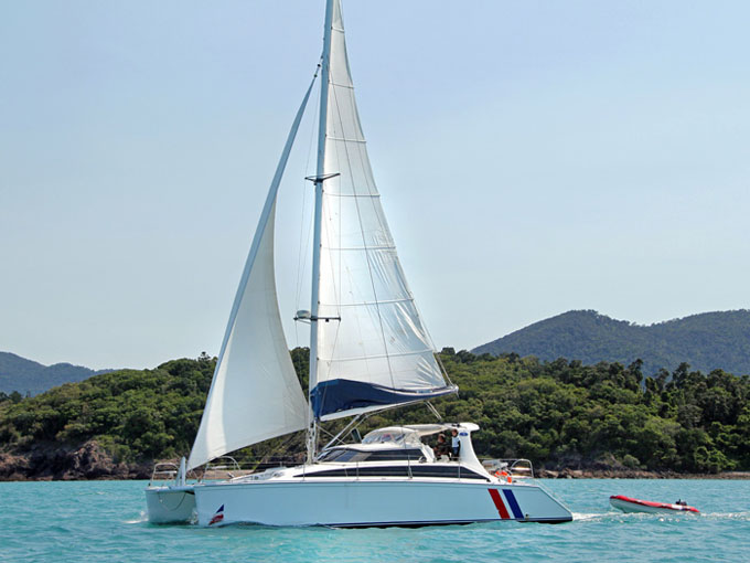 Perry 43 Sailing Catamaran (Highline Model)