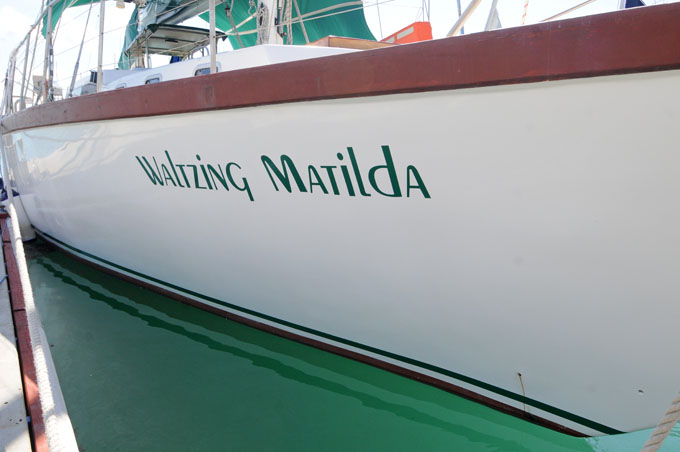 Waltzing Matilda Charters (Trading Name)